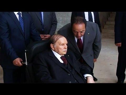Αλγερία: Σπάνια εμφάνιση του πρόεδρου Μπουτεφλίκα – world