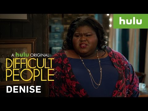 Difficult People Season 2 Promo 'Denise is Difficult'