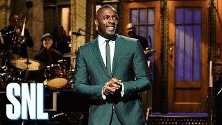Idris Elba Monologue - SNL