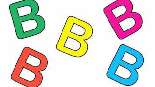 The Letter B, Easy Phonics For Kids