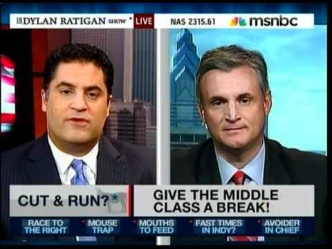 rich tax cuts - Cenk Uygur (host of The Young Turks) filling in for Dylan Ratigan on MSNBC talks to Rep. Robert Andrews (D-NJ) about politicians fighting to extend the Bush ...