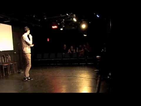NYPD make arrest during comedian's sketch
