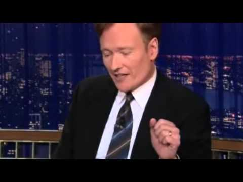 "Conan's Goodbye Speech on ""Late Night with Conan O'Brien"" 2/20/09"
