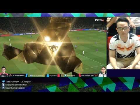 Showmatch Đỉnh cao | [ST] Quang_Barca vs [AOA] Hoàng_Yolo 24-06-2017  BLV: G_Bờm