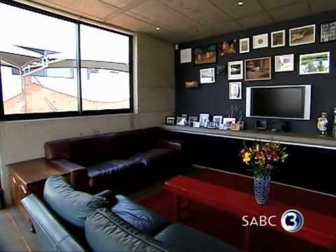 Architect Greg Katz's designer home