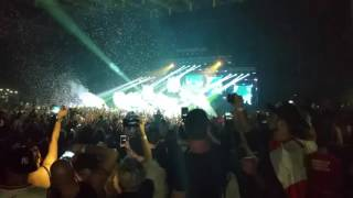 Steve Aoki Live In Lebanon, 12-2-2016 Opening Set