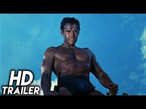 Tarzan's Greatest Adventure (1959) ORIGINAL TRAILER [HD 1080p]