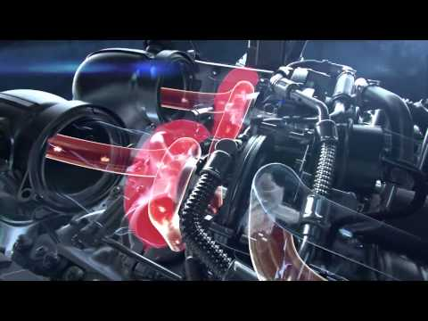 Mercedes - Experience the inner-workings of the world's next great automotive powerplant: the AMG 4.0 liter V8 biturbo engine (M178). Comfortably finding its home in the most appropriate of surroundings:...