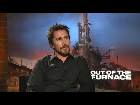 Christian Bale - Christian Bale felt right at home in the blue-collar town of Braddock, PA, where he shot his upcoming film Out of the Furnace. We recently sat down with the actor to learn why his character's...