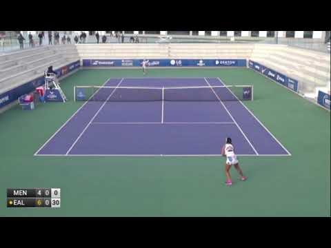 Alex Eala (PHI) v Seone Mendez (AUS) I ITF W15 Manacor 2021 R16