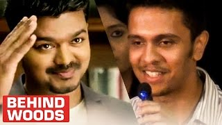 "Video ""Ilayathalapathy Vijay Called Me After Watching Dhuruvangal Pathinaru"" - Karthick Naren | TN 29 MP3, 3GP, MP4, WEBM, AVI, FLV Januari 2018"