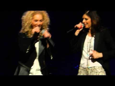 Little Big Town - Kimberly's First Time Double Fisting - Target Center