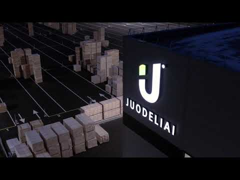 The new production facility of UAB Juodeliai