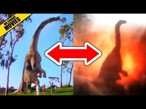 Every Easter Egg in Jurassic World Fallen