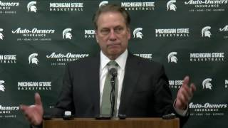 Izzo Post Game Presser