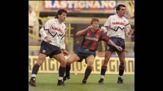 Lajos Détári beim FC Bologna