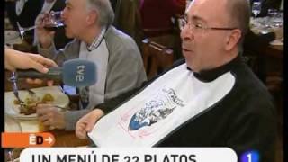 El Burgo De Osma Spain  City pictures : España Directo en las XXXVI Jornadas de La Matanza. Restaurante Virrey Palafox. El Burgo de Osma