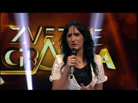 Suzana Jovanović – Zmaj – Zvezde granda 2014-2015 (ženska grupa – 18. oktobar) – peta emisija