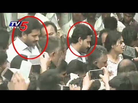 YS Jagan Attends Narayana Reddy Funeral at Cherukulapadu | Kurnool