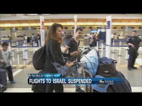 Israel - Israel is calling on international airlines to resume flights to Tel Aviv after a rocket landed dangerously close to its main airport. Also we have the latest on former New York City Mayor...