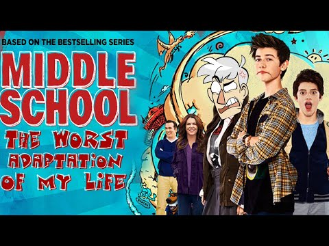Middle School: The Worst Adaption of My Life REDUX