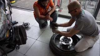 NEW TIRES BY PSIHOGIOS