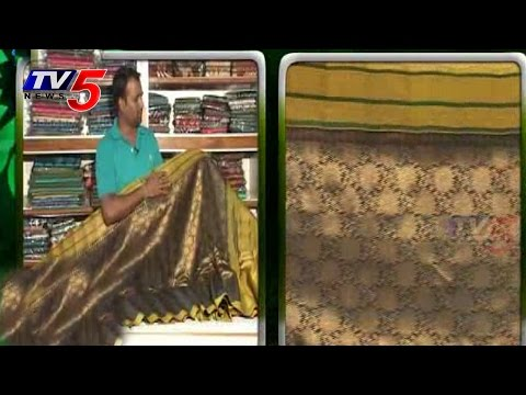 Snehitha | Gadwal Seico Sarees | PART 1 : TV5 News