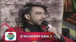 HASIL DAA3 TADI MALAM Reza Nilai Tertinggi Sementara DA Asia 3 Grup 2 Top 8