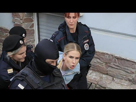 Μαζικές αντικυβερνητικές διαδηλώσεις στη Μόσχα
