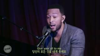 [음알못] John Legend - All Of Me 가사해석/한글자막/KORSUB/노래추천