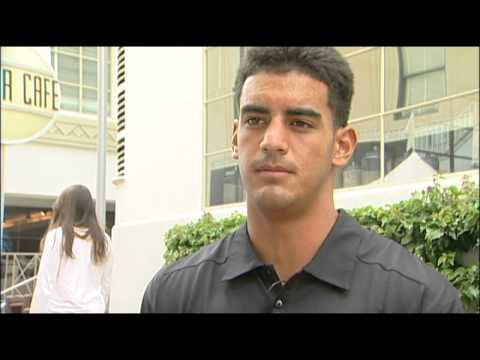 Marcus Mariota Interview 2013 Pac-12 Media Day video.