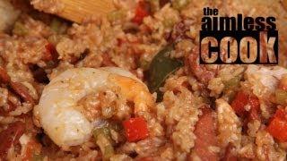Red Creole Jambalaya Recipe
