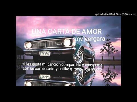 Cartas de amor - MV VERGARA-UNA CARTA DE AMOR :-)