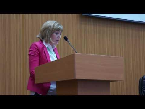 Татьяна Дамм: принципы правового регулирования и поддержки экологического с/х в Германии