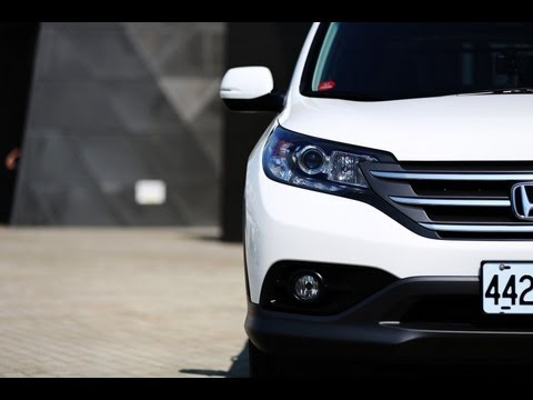延續優點4th Honda Super CRV