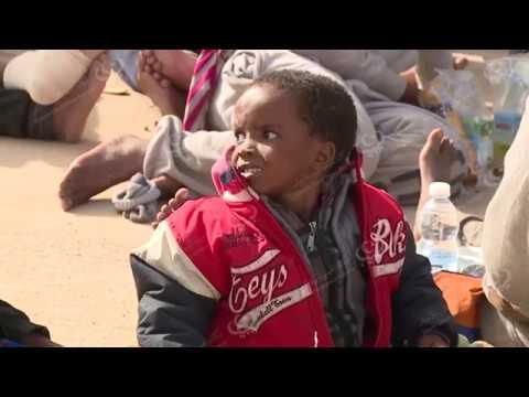 إنقاذ 135 مهاجراً شمال القره بوللي