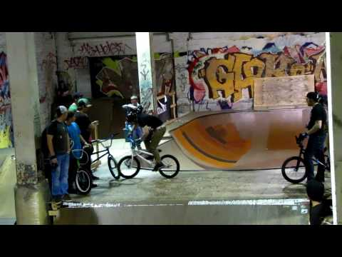 Baltimore BMX Charm City Skatepark - Grindz and Rhymes Tour