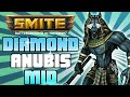 Smite: Diamond Anubis Gameplay | Conquest | BIG DONG HERC THO!