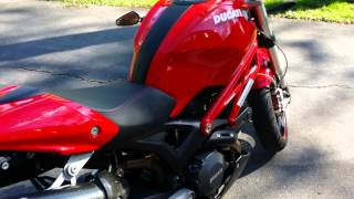 5. Ducati Monster 696 2010