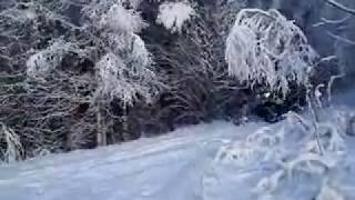 6. Arctic Cat sno pro 600 xc 2009