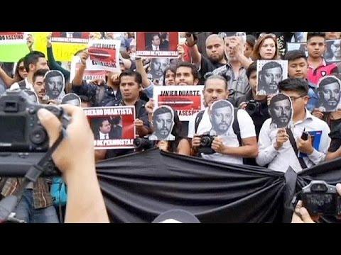 Μεξικό: Διαδηλώσεις για τον δημοσιογράφο που εκτελέστηκε