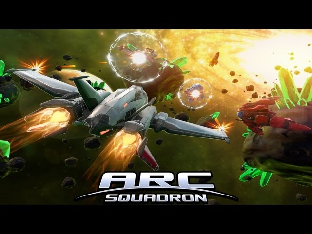 Official Arc Squadron Launch Trailer