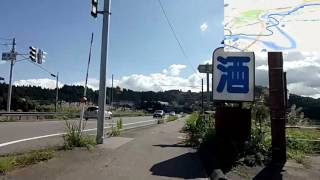 Minami-Uonuma Japan  city photo : LifeCycle Japan 2015 September 29th Tokamachi to Minamiuonuma 新潟県十日町から南魚沼にサイクルツーリング
