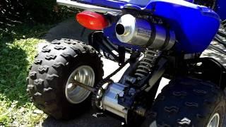 7. 2005 Yamaha Raptor 660R