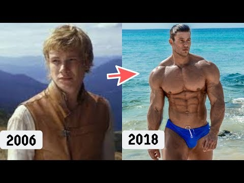 Eragon (2006)  Actors ★ Then and Now  (2018)