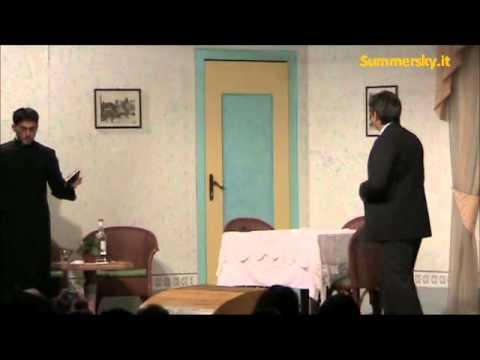 """I Divini Commedianti in """"Non Ti Pago"""" - Prima Parte"""