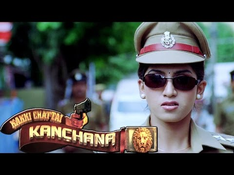 POLICE WOMAN KANCHANA IPS |   Tamil  Movie 2015 New Releases  KAKKICHATTAI KANCHANA