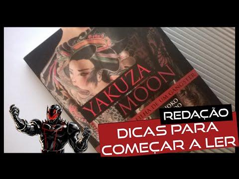 REDAÇÃO: Dicas para começar a ler + Mini Review YAKUZA MOON