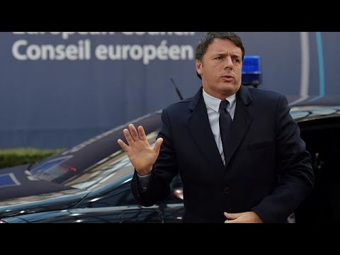 Στο στόχαστρο της Κομισιόν η Ιταλία για το έλλειμμα- Το μεταναστευτικό προβάλλει ο Ρέντσι