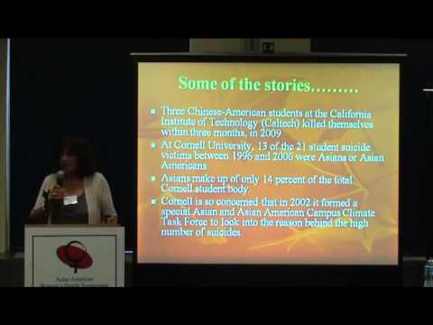 7th Asian American Women's Health Symposium – Youth Suicide – Too Young to Die